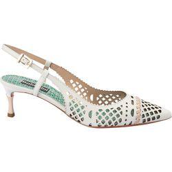 Perforated leather shoes , , Taille: 36 - Baldinini - Modalova