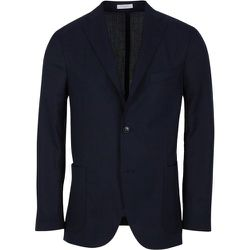 Straight Wool Blazer , , Taille: 50 IT - Boglioli - Modalova