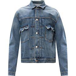 Jacket with raw edge , , Taille: 50 IT - Maison Margiela - Modalova