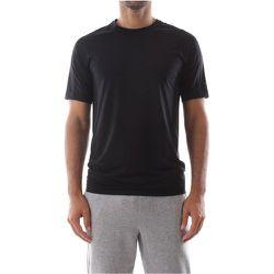 CK Performance 00Gms8K145 SS TEE T Shirt AND Tank Longwear Men Black , , Taille: S - Calvin Klein - Modalova
