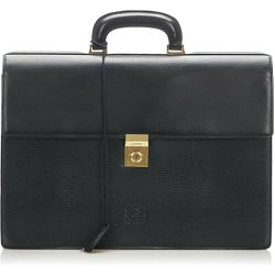Leather Business Bag , , Taille: Onesize - Loewe Pre-owned - Modalova