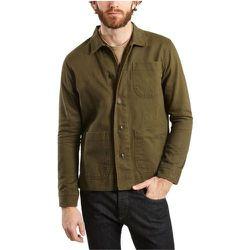 Worker Organic Cotton Jacket , , Taille: XS - Knowledge Cotton Apparel - Modalova