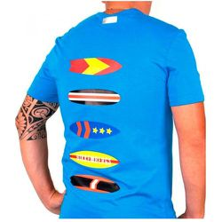 B6T1037-0001 T-Shirt Bikkembergs - Bikkembergs - Modalova