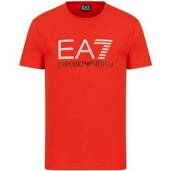 T-shirt 3D Logoprint , , Taille: 2XL - Emporio Armani EA7 - Modalova
