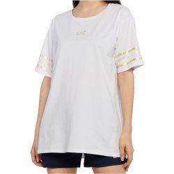 T-shirt stretch tendance , , Taille: XS - Emporio Armani EA7 - Modalova