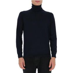 High neck knitted jumper , , Taille: 46 IT - Laneus - Modalova