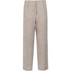 Pantalon Lino Y Seda , , Taille: 38 - Pomandère - Modalova