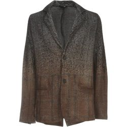 Herringbone Jacket With Carded AND Needled Check , , Taille: L - Avant Toi - Modalova