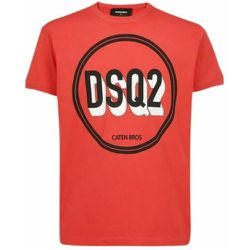 T-shirt and Polo , , Taille: 2XL - Dsquared2 - Modalova