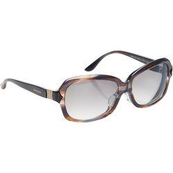 Square Tinted Sunglasses , , Taille: Onesize - Bvlgari Vintage - Modalova