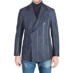 Double-breasted pinstripe jacket , , Taille: 48 IT - Gabriele Pasini - Modalova
