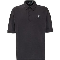 Polo Shirt with Logo , , Taille: M - Fred Perry - Modalova