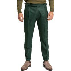 Retro Tailored Wool Trousers , , Taille: S - Berwich - Modalova