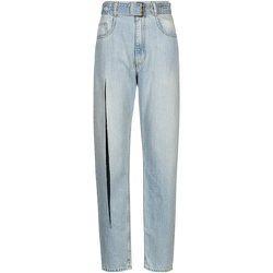 Jeans mit langem Beinschlitz , , Taille: 38 IT - Maison Margiela - Modalova