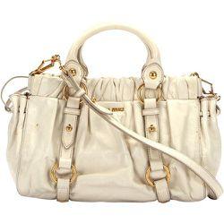 Tote bag , , Taille: Onesize - Miu Miu Pre-owned - Modalova