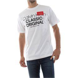 K10K103954 Logo Texte T-Shirt ET Réservoir , , Taille: L - Calvin Klein - Modalova