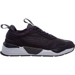 Leather trainers , , Taille: 43 1/3 - Emporio Armani EA7 - Modalova