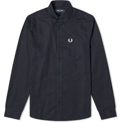 Button Down Oxford Shirt , , Taille: M - Fred Perry - Modalova
