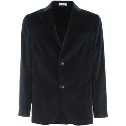 Cotton Velvet Jacket , , Taille: 50 IT - Boglioli - Modalova