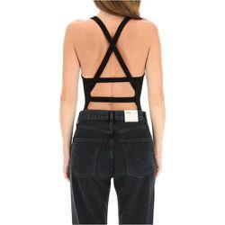 Nova bodysuit with crossover back - Agolde - Modalova