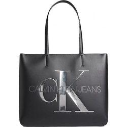 Sculpted shopper bag , , Taille: Onesize - Calvin Klein - Modalova