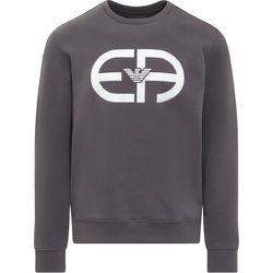 Sweatshirt with Logo , , Taille: L - Emporio Armani - Modalova