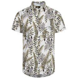 Camicia Mezza Manica , , Taille: S - Blend - Modalova