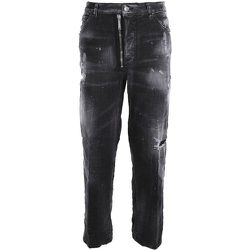 Boston High Waisted Jeans , , Taille: 38 IT - Dsquared2 - Modalova