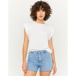 Short Skinny en Jean Taille Haute - Tw - Modalova