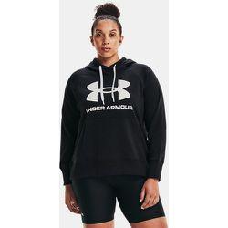 Sweat à capuche avec logo UA Rival Fleece - Under Armour - Modalova