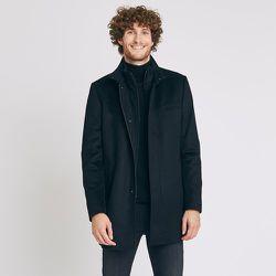 Manteau zippé Noir Homme - Brice - Modalova