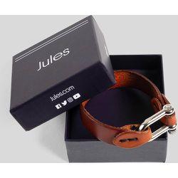 Bracelet en cuir Beige Homme - Brice - Modalova
