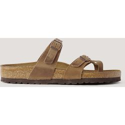 Sandale À Enfiler - Brown - Birkenstock - Modalova