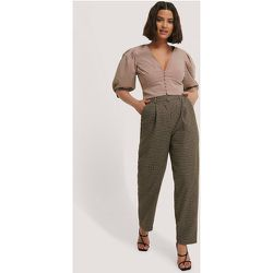 Pantalon De Costume Plissé - Multicolor - Chloé B x NA-KD - Modalova