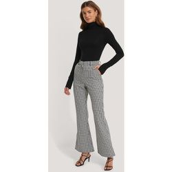 Pantalon Évasé - Multicolor - Gine Margrethe x NA-KD - Modalova