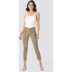 MANGO Animal Jeans - Beige - Mango - Modalova