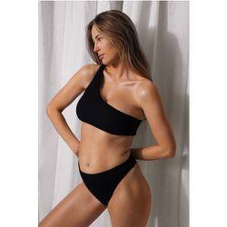 Recyclée Culotte De Bikini Taille Haute - Black - Mathilde Gøhler x NA-KD - Modalova