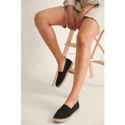 Espadrilles Basiques - Black - NA-KD Shoes - Modalova