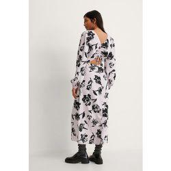 Robe À Découpes - Multicolor - NA-KD Trend - Modalova