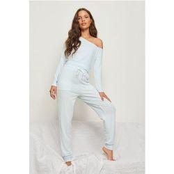 Pantalon de survêtement - Blue - Pamela x NA-KD Reborn - Modalova