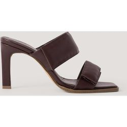 NA-KD Shoes Mules - Brown - NA-KD Shoes - Modalova