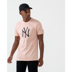T-shirt New York Yankees rose à logo - newera - Modalova