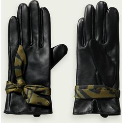 Gants classiques à détails foulard - Scotch & Soda - Modalova