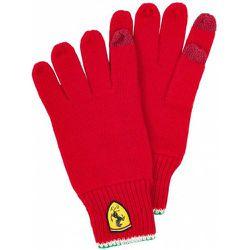 Gants tricotés pour écran tactile 130191027-600 - Scuderia Ferrari - Modalova