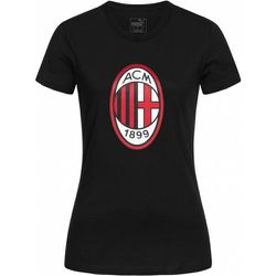 AC Milan Logo s T-shirt 756846-03 - Puma - Modalova