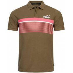 Essentials+ Stripe s Polo 854259-49 - Puma - Modalova