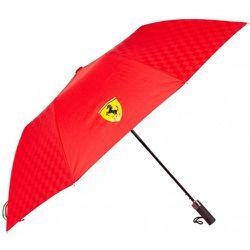 Compact Parapluie pliant automatique 130181055-600 - Scuderia Ferrari - Modalova