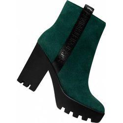 Jeans Serina s Bottines à talons hauts RE9768GRN - Calvin Klein - Modalova