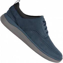 Garratt Street chaussures nubuck s 261502187 - Clarks - Modalova