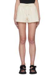 Agata' Gym Shorts - THE FRANKIE SHOP - Modalova